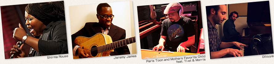 Shirma Rouse,Jeremy James,Paris Toon and Mothers Favorite Child feat. Ti-et & Morris,Dilouya